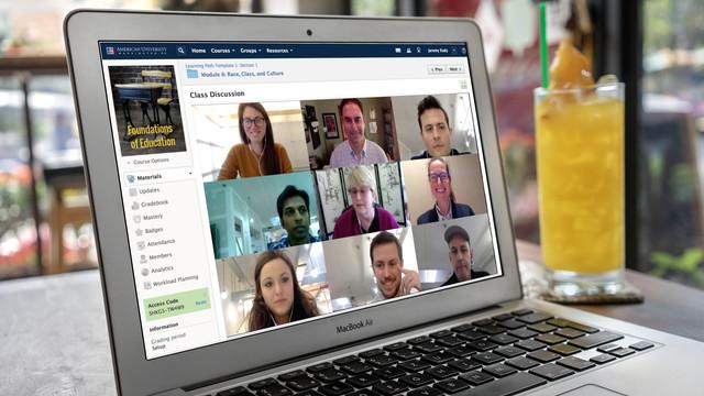 AU Online Class Discussion