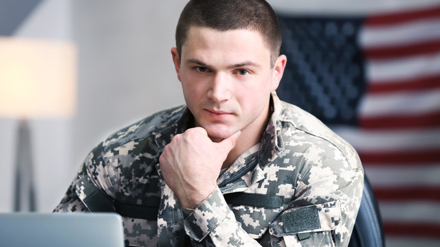 Military Candidate